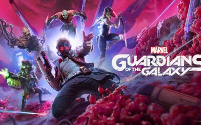 PREVIEW: Guardians Of The Galaxy video game